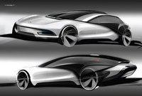 Volkswagen Viseo Concept : OLED ?