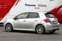 Toyota Auris 2.2l D-4D Sport Study : 200 ch !