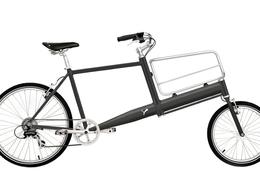 Puma présente son nouveau vélo cargo au salon Eurobike