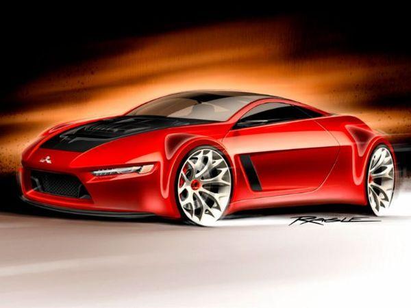 Détroit 2008 : Mitsubishi Concept RA