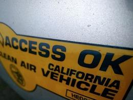 L'Etat de Californie ouvre les voies réservées au covoiturage aux véhicules hybrides et électriques