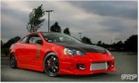 Une Acura RSX 100% tuning...
