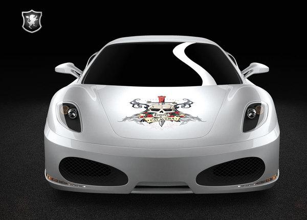 Ferrari F430 Calavera, l'autre 'Final Series'
