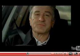 Vidéo Pub : Love your life avec Robert de Niro en Subaru Legacy break