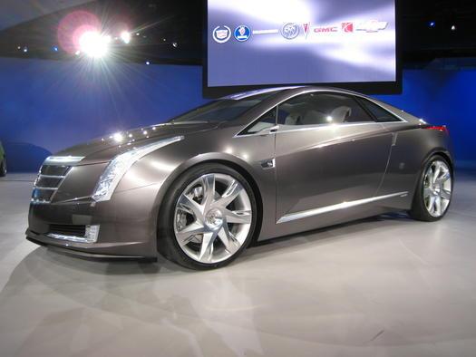 GM annonce la mise en production de la Cadillac Converj