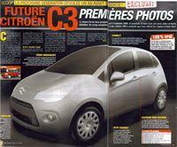 Future Citroën C3 II : c'est elle ! (+ sondages)