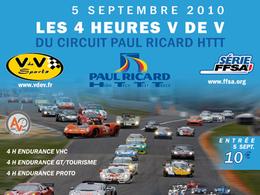 Ce dimanche, la rentrée sur le Circuit Paul Ricard HTTT