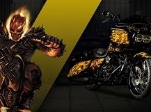 Harley Davidson: les motos Marvel sont là !