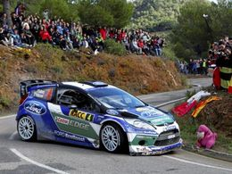 WRC - Ford, le temps d'une stat'