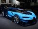 Le concept Bugatti Vision Gran Turismo donne de la voix à Francfort