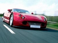 Les monstres routiers (partie 10):  TVR Speed 12.