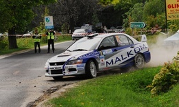 Rallye/Pologne: Bryan Bouffier prend ses marques