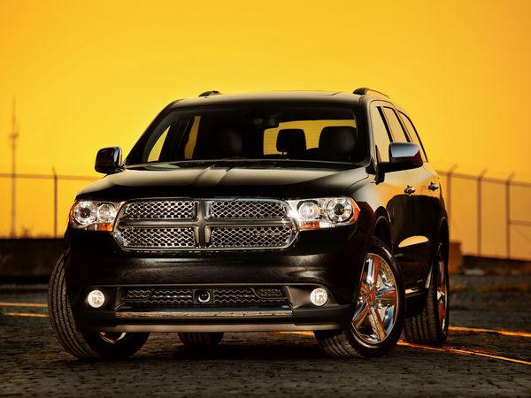 Officiel : nouveau Dodge Durango, le cousin du Jeep Grand Cherokee