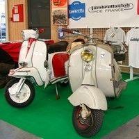 Automédon 2010 : les scooters font une timide apparition au 1er Motorama.