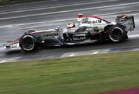 Kimi Raïkkönen est encore à la recherche d'une première victoire