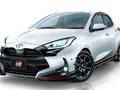 Toyota dévoile les accessoires TRD pour la nouvelle Yaris