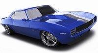 Camaro Baldwin-Motion: La brute de 1969 ressuscitée !
