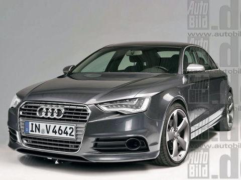 Future Audi A4 : peut-être comme ça