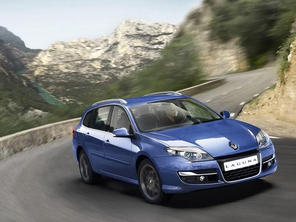 Mondial de Paris 2010 : voici enfin la Renault Laguna restylée