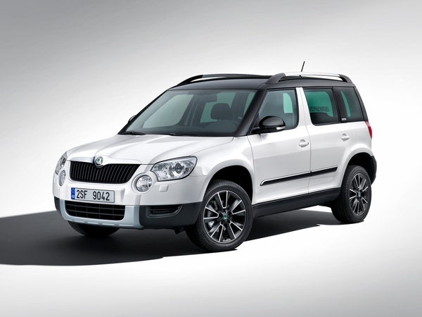 skoda yeti adventure une nouvelle s rie sp ciale. Black Bedroom Furniture Sets. Home Design Ideas