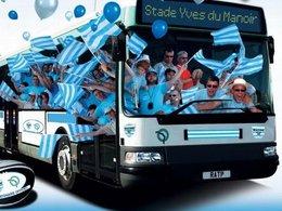 Mobilité durable / Sport : navettes gratuites pour les supporters du Racing-Métro 92