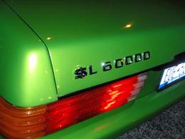 Saucisse du vendredi : Mercedes SL60000
