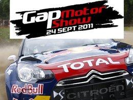 Agenda - 24 septembre : le 1er Gap MotorShow avec Sébastien Ogier et la DS3 WRC