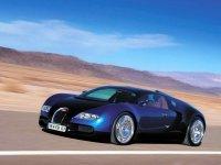 La Bugatti Veyron accélère très fort !