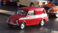 Miniature : 1/43ème - AUTOBIANCHI Furgoncino 500
