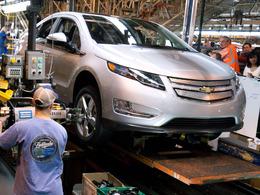 La Chevrolet Volt sera produite en série dès le 11 novembre 2010 aux Etats-Unis