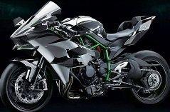 Nouveauté - Kawasaki: voici la Ninja H2