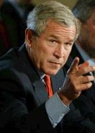 Ca bouge pour les constructeurs : Bush n'a que l'écologie à la bouche, ça change !