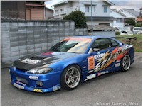 Nissan Silvia S15 by INGS + 1