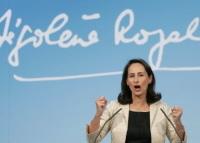 Ségolène Royal veut être la figure de proue de l'environnement