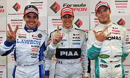 Formula Nippon/Suzuka: Les Français dominent