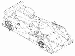 Une nouvelle Lola LMP2 pour 2012