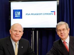 L'aide du gouvernement à PSA fait stopper les discussions avec GM