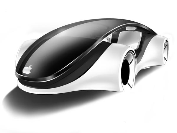 apple ce serait une voiture electrique pour 2019. Black Bedroom Furniture Sets. Home Design Ideas