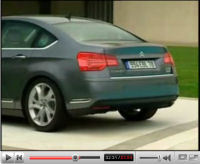 Les vidéos du jour : nouvelle Citroën C5 II