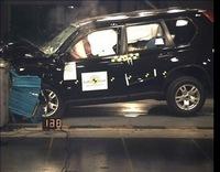 Euro NCAP : 4 étoiles pour la Nissan X-Trail II