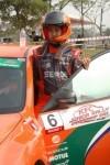 Sean Galael, pilote Subaru... à 13 ans !