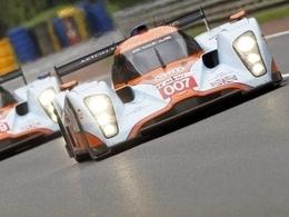Un an après, Aston Martin revient à Silverstone