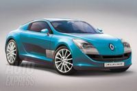 Future Renault Alpine by AutoExpress