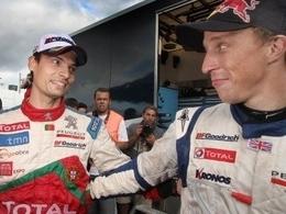 Kris Meeke en WRC avec Mini