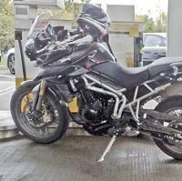 Nouveauté - Triumph: Le Tiger 800 victime de la pénurie de carburant ?