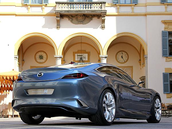 Concept Mazda Shinari : profitez-en sur photo, il ne sera pas à Paris