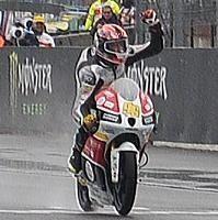 Le meilleur souvenir 2012 : La victoire de Louis Rossi au GP de France