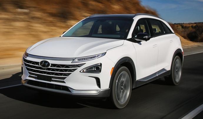 Hyundai Nexo : l'hydrogène à partir de 72000€