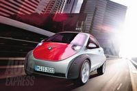 Future BMW Isetta by AutoExpress