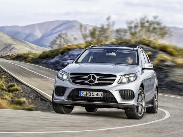 Mercedes prépare des crossovers plus légers